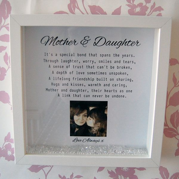 Mother Amp Daughter Framed Print