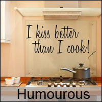 humourous wall stickers decals custom