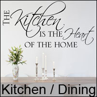 kitchen wall stickers decals custom